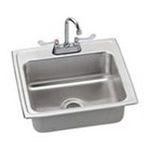 Elkay -  LR2219SC Sink Package complete: Stainless 0094902758046