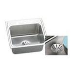 Elkay -  Gourmet Perfect Drain Sink: 2 Faucet 0094902760230