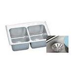 Elkay -  Gourmet Perfect Drain Sink: Stainless 0094902760780