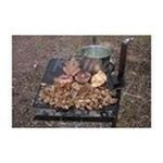 Georgia Peach Products -  Camp Chef Mountain Man Jr. Over Fire Grill & Griddle 0094922719508