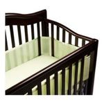 Georgia Peach Products -  BreathableBaby   BreathableBaby Breathable Mesh Crib Liner, Fits All Cribs, Sage 0094922799654