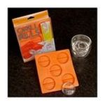 Georgia Peach Products -  Chill Pills Ice Cube Tray 0094922814586
