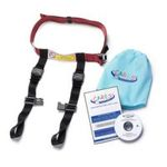 Georgia Peach Products -  CARES   CARES Child Aviation Restraint System 0094922875709