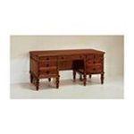 DMI Furniture, Inc. -  Antigua Executive Desk with 7 Drawers 0095385057268