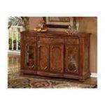 DMI Furniture, Inc. -  Cordoba Buffet in Burnished Pine 0095385064013