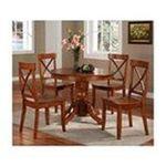 DMI Furniture, Inc. -  Home Styles Cottage Oak 5-piece Dining Furniture Set 0095385758226