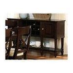 DMI Furniture, Inc. -  Tuxedo Park Sideboard in Dark Chocolate 0095385764081