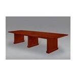 DMI Furniture, Inc. -  Belmont 12 Boat Shaped Conference Table 0095385764944