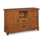 DMI Furniture, Inc. -  Arts and Crafts Dining Buffet in Cottage Oak 0095385787134