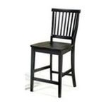 DMI Furniture, Inc. -  Arts and Crafts 24 Counter Stool in Ebony 0095385787219