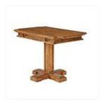 DMI Furniture, Inc. -  Kitchen Table in Cottage Oak 0095385798642
