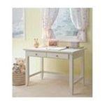 DMI Furniture, Inc. -  Home styles 5530-16 Naples Student Desk White Finish 0095385798871