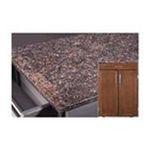 DMI Furniture, Inc. -  Create-a-Cart Small Kitchen Cart in Cherry 0095385799526