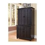 DMI Furniture, Inc. -  Home Styles Black Arts and Crafts Compact Desk and Hutch 0095385805432
