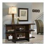 DMI Furniture, Inc. -  Geo Console Table in Walnut 0095385805814