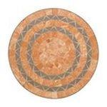 DMI Furniture, Inc. -  Terra Cotta Bistro Table in Black 0095385812768