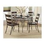 DMI Furniture, Inc. -  Bordeaux Espresso 5-piece Dining Set 0095385813383