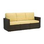 DMI Furniture, Inc. -  Riviera Six Seat L-Shape Sectional Sofa in Harvest 0095385814403