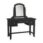 DMI Furniture, Inc. -  Home Styles 5531-70 Bedford Black Vanity Table 0095385822439