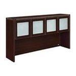DMI Furniture, Inc. -  Fairplex 36 H x 66 W Desk Hutch - Finish: Mocha 0095385828011