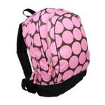 Wildkin -  Wildkin | Wildkin Big Dots Sidekick Backpack, Pink 0097277140850