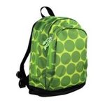 Wildkin -  Wildkin | Wildkin Big Dots - Green Sidekick Backpack 0097277140867