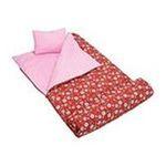 Wildkin -  Wildkin Polka Dot 66 Sleeping Bag 0097277170345