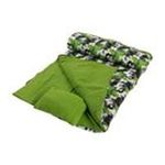 Wildkin -  Ashley Collection Green Camo Sleeping Bag 0097277170888