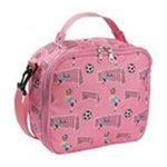 Wildkin -  Wildkin Girl Soccer Original Lunch Bag 0097277180306