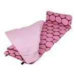 Wildkin -  Wildkin | Wildkin Big Dots Pink Nap Mat 0097277280853