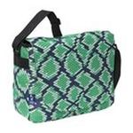 Wildkin -  Wildkin Snake Skin Laptop Messenger Bag 0097277382151