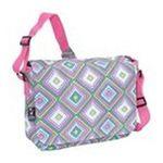 Wildkin -  Wildkin Retro Kickstart Messenger Bag 0097277411158