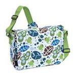 Wildkin -  Wildkin Lily Frogs Kickstart Messenger Bag 0097277411172