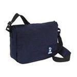 Wildkin -  Wildkin Navy Blue Kickstart Messenger Bag 0097277415057
