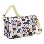 Wildkin -  Wildkin Horse Dreams Jumpstart Messenger Bag 0097277540254