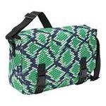 Wildkin -  Wildkin Snake Skin Jumpstart Messenger Bag 0097277542159