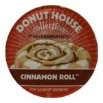 Green Mountain Coffee -  Donut House Collection Coffee Cinnamon Roll K-cups For Keurig Brewers 24 0099555067156