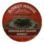 Green Mountain Coffee -  Donut House Collection Coffee Chocolate Glazed Donut K-cup Portion Pack For Keurig K-cup Brewers 24 0099555067224
