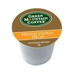 Green Mountain Coffee -  Green Mountain Coffee French Vanilla Decaf K-cup Portion Pack For Keurig K-cup Brewers 24 0099555077322