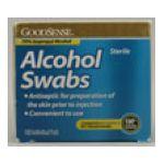 Good Sense -  Alcohol Swabs 100 swabs 0180410000460