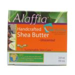 Alaffia - Handcrafted Shea Butter Unscented 0187132000099  / UPC 187132000099
