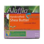 Alaffia -  Handcrafted Shea Butter Lavender Mint 0187132000105