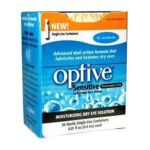 Allergan -  Optive Lubricant Eye Drops For Single Use 0300233416303