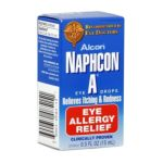 Alcon -  Eye Drops Naphcon A 0300650085151
