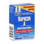 Alcon -  Eye Drops Naphcon A 0300650085427