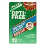 Alcon - Enzymatic Cleaner For Sensitive Eyes 12 tablet 0300650107129  / UPC 300650107129
