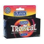 Durex -  Lubricated Premium Latex Condoms 12 Condoms 12 0302340083003