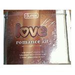 Durex -  Love Romance Kit 1 kit 0302340302944