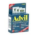 Advil - Pain Reliever Fever Reducer 200 mg, 6 coated tablet,1 count 0305730150064  / UPC 305730150064