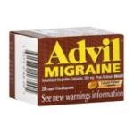 Advil - Pain Reliever 200 mg,1 count 0305730168205  / UPC 305730168205